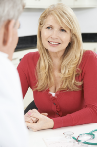 progesterone replacement therapy