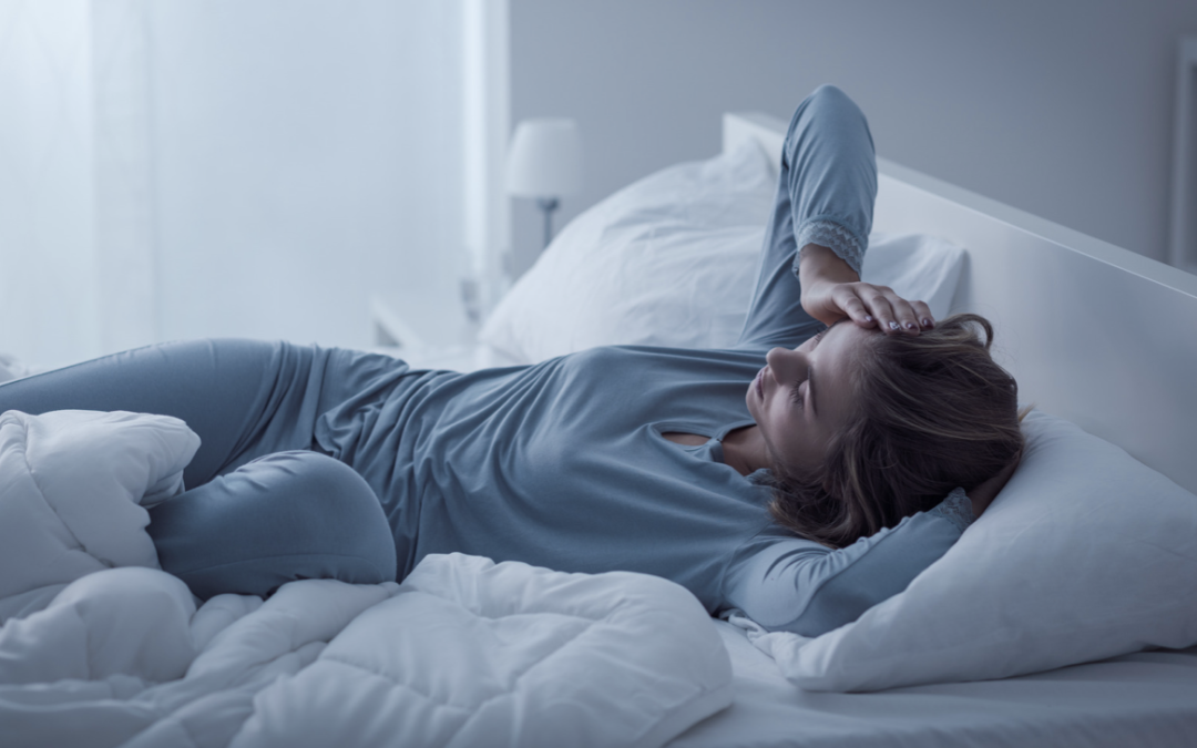 Hormone Imbalance Treatment Could Help Insomnia-Like Symptoms