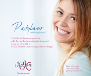 Restylane KYSSE special - HerKare
